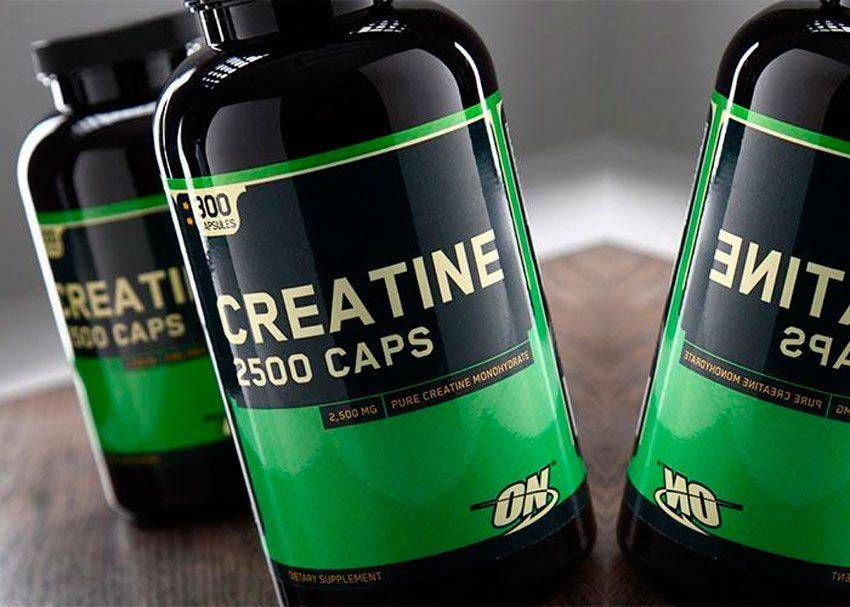 Creatine 2500 caps от Optimum Nutrition